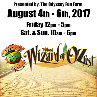 Odyssey Fun Farms Oz Fest